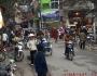 Straßenbild Hanoi