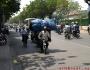 Straßenszene Saigon